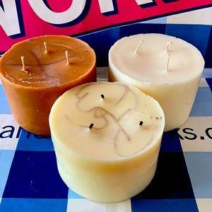 """B&BW """"Jar-Free"""" Candles"""